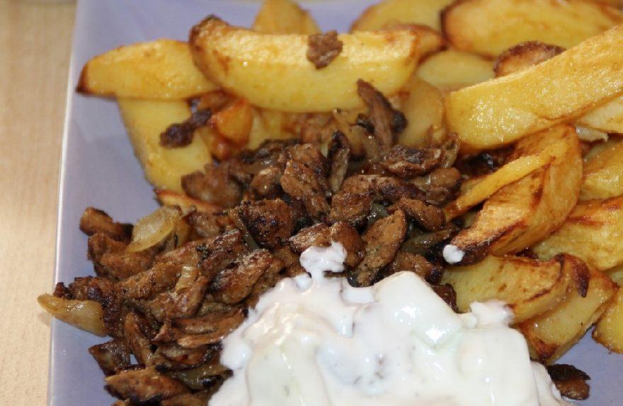 Grill - Imbiss Thessaloniki mit leckeren Essen in Bad Salzuflen.
